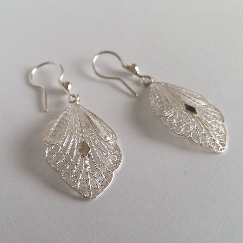Filigree Earrings Cordoba