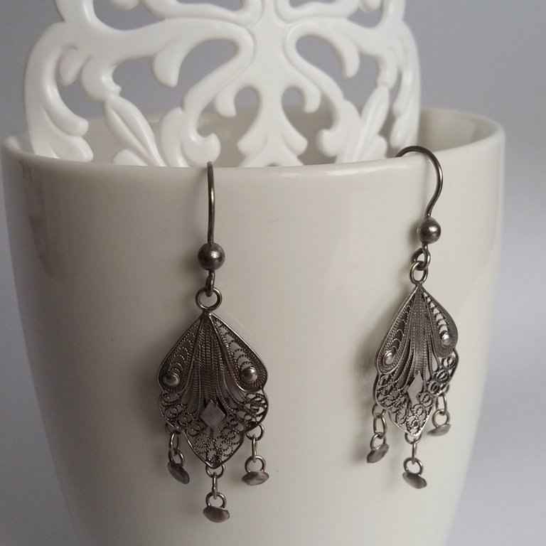 Filigree Earrings Cordoba II