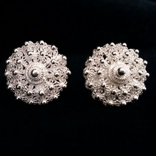 Charro Earrings Salamanca, light
