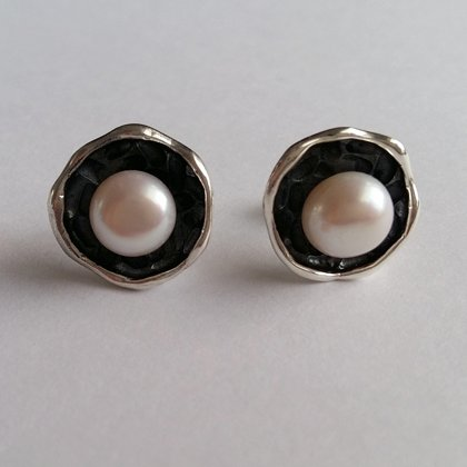 Pearl Earrings La Perla Grande