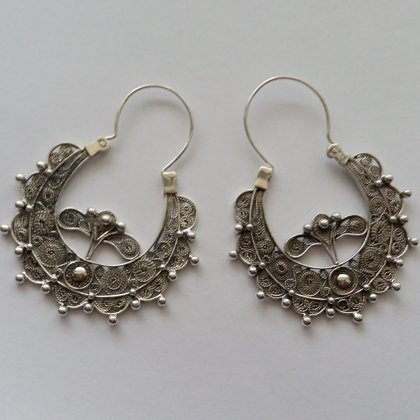 Filigree Earrings Salmantino II