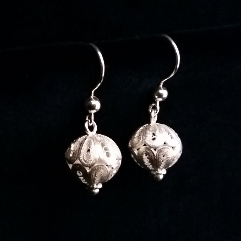 Filigree Earrings Alicante