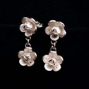 Filigree Earrings Floriana