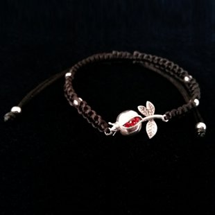 Bracelet with Silver Element Granada