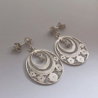 Filigree Earrings Ronda II