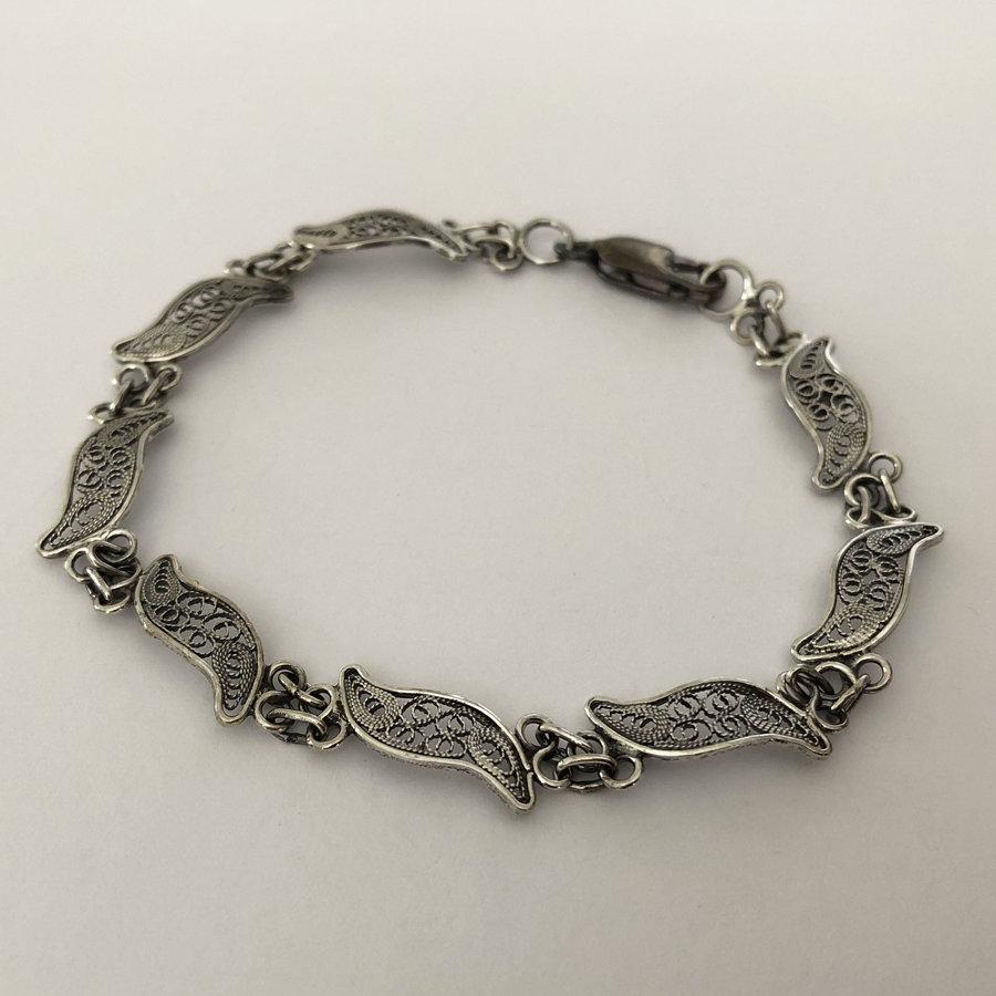 Filigree Bracelet Molinos