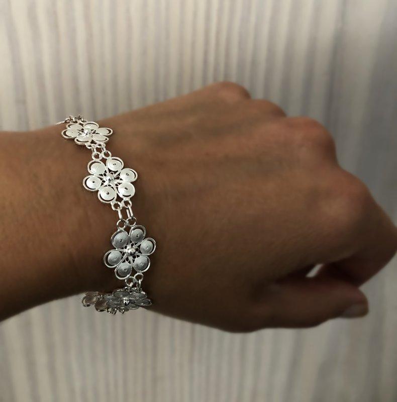 Filigree Bracelet Margarita