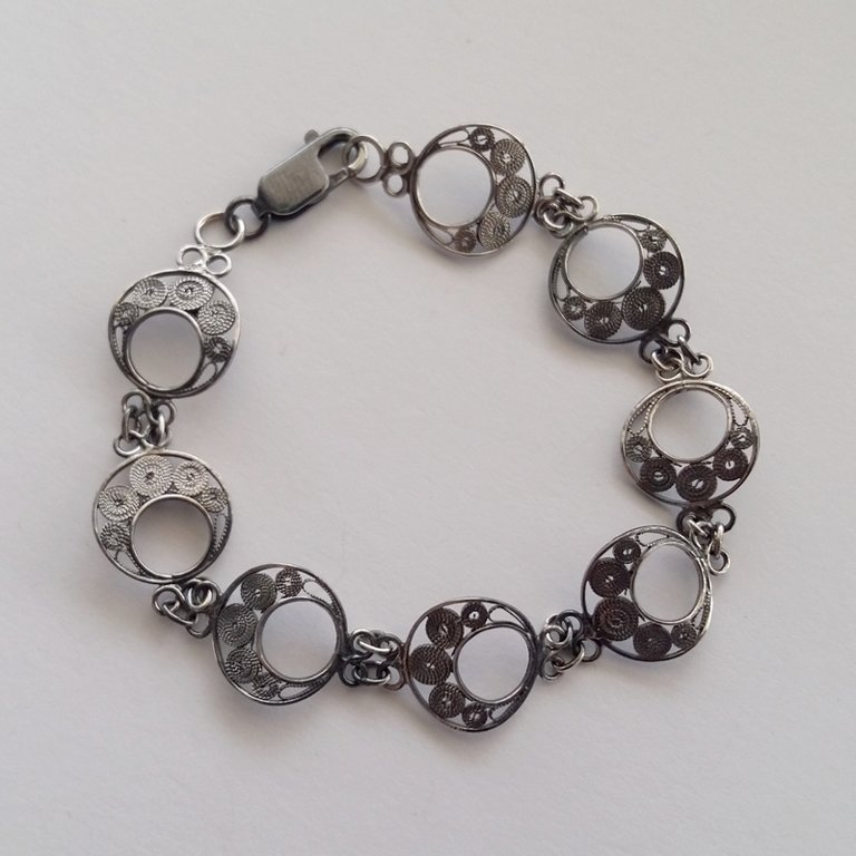 Filigree Bracelet Pedrosa