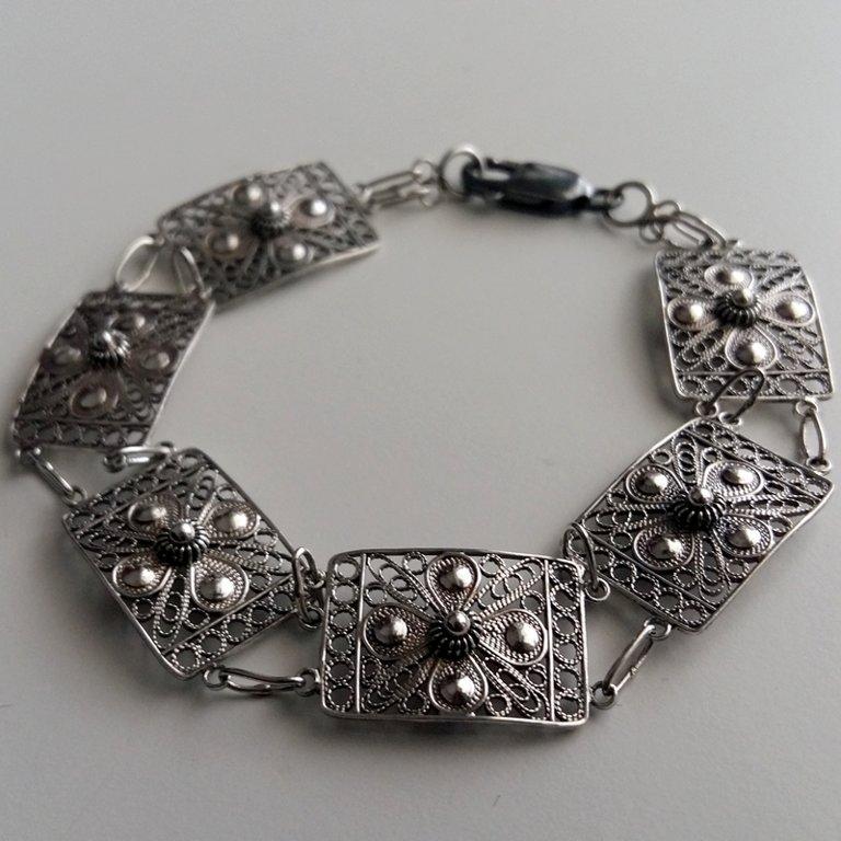 Filigree Bracelet Valencia