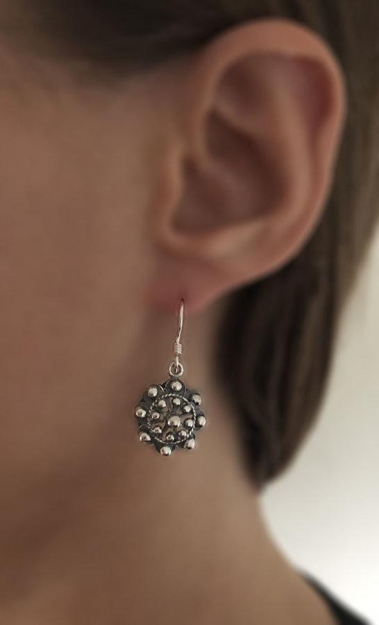 Charro Dangle Earrings