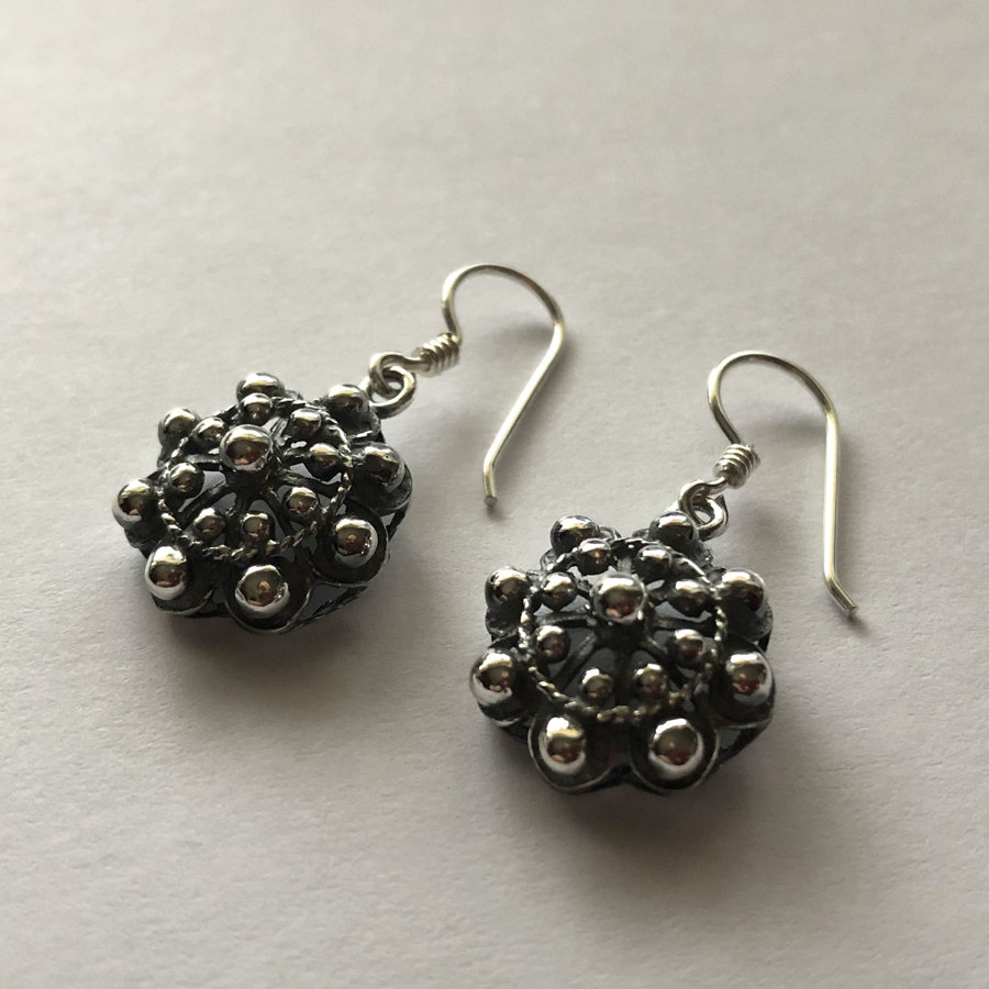 Charro Dangle Earrings
