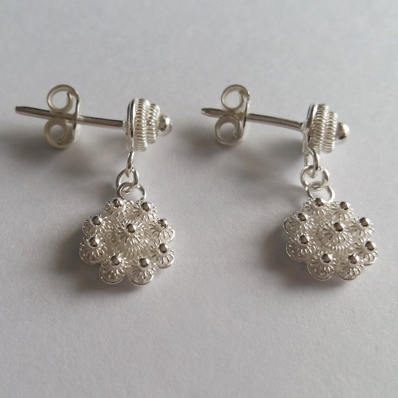 Charro Earrings Salamanca II Light
