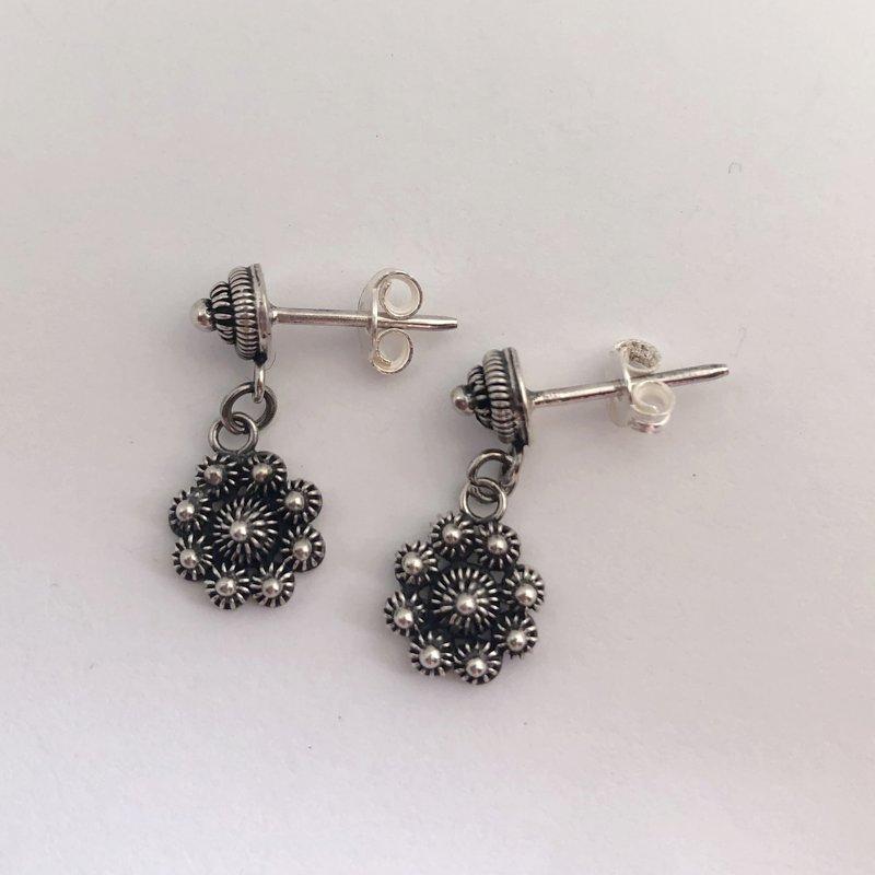 Charro Earrings Salamanca II Dark