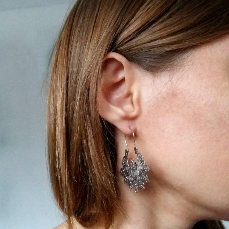 Filigree Earrings Salmantino