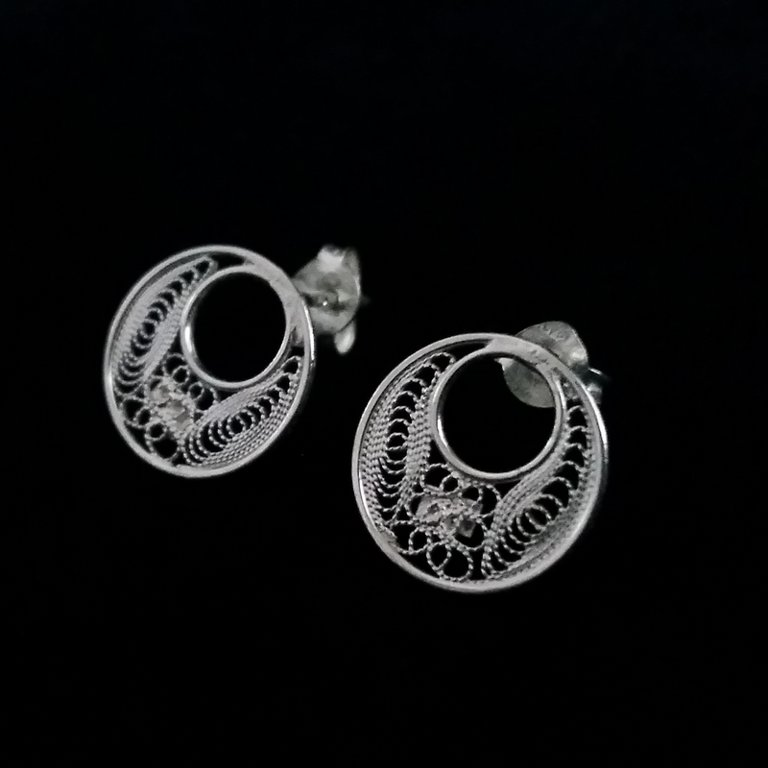 Filigree Earrings Ronda Small