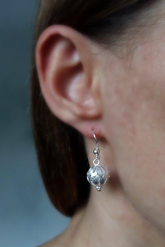 Filigree Earrings Alicante
