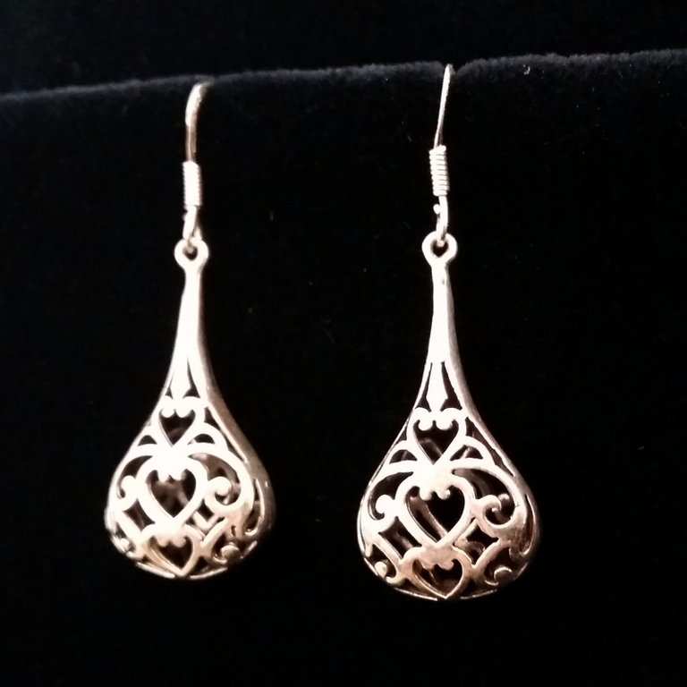 Earrings with Oriental Look Magdalena