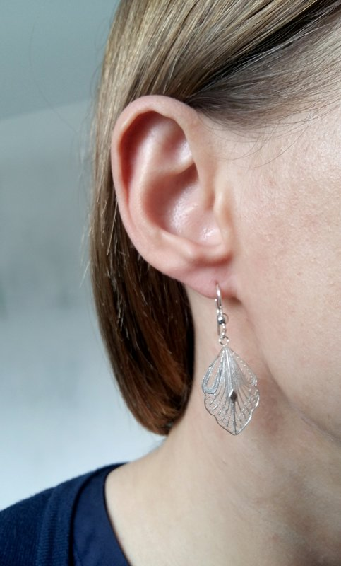 Filigree Earrings Cordoba