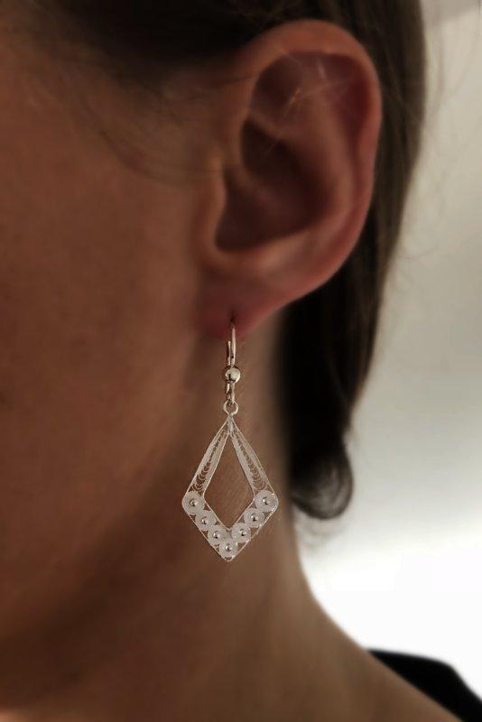 Filigree Earrings Fiona