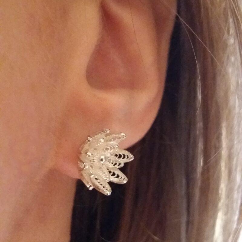Filigree Earrings Flor de Estrella