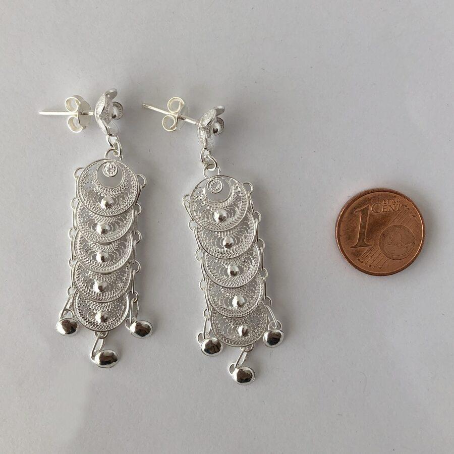 Filigree Earrings Flor de Sevilla