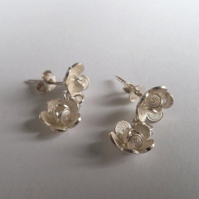 Filigree Earrings Floriana