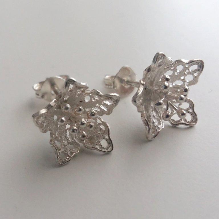 Filigree Earrings Lirio