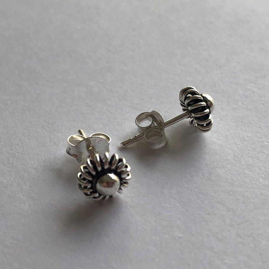 Charro Motive Earrings Petite Charro
