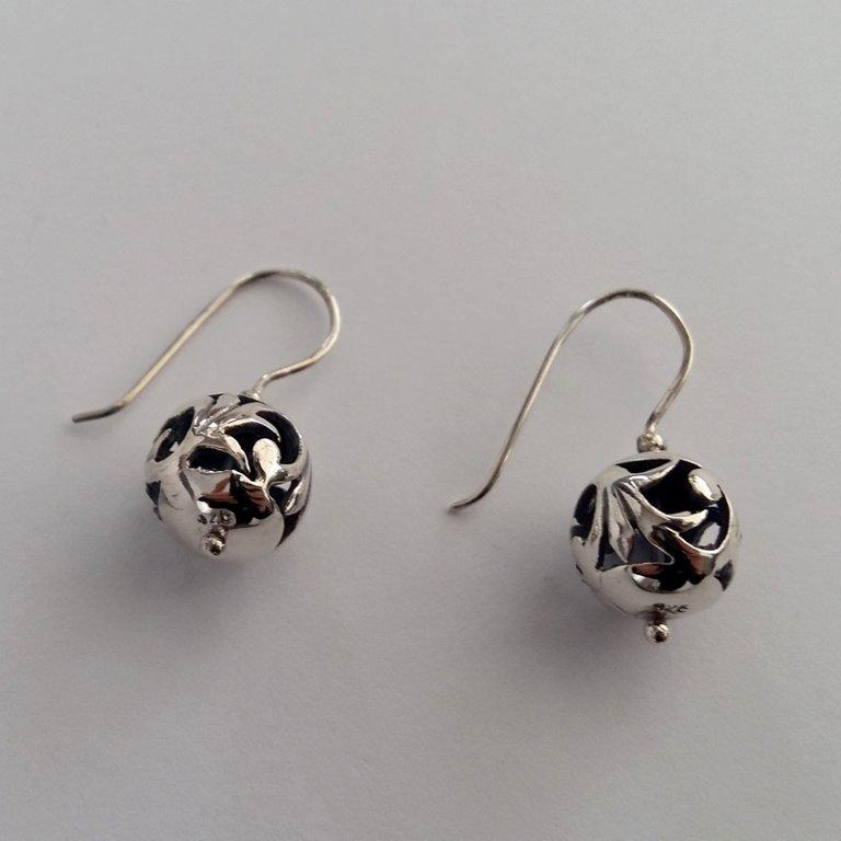 Earrings with Oriental Look Penelope