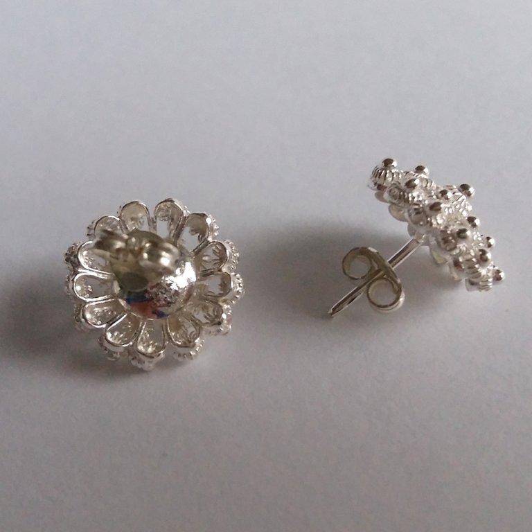 Charro Earrings Salamanca, light