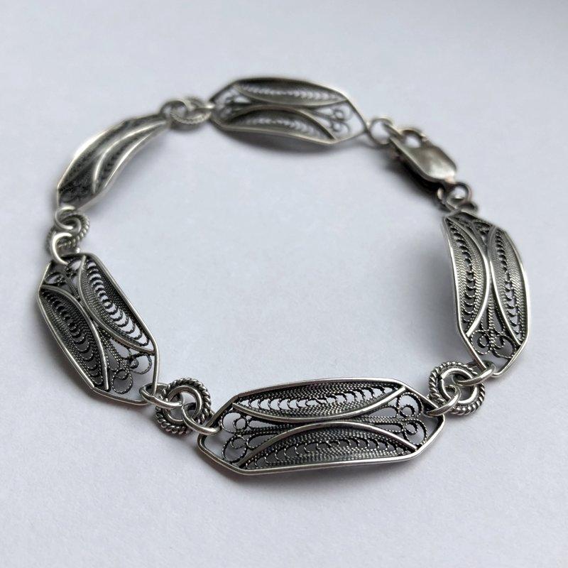 Filigree Bracelet Cadiz