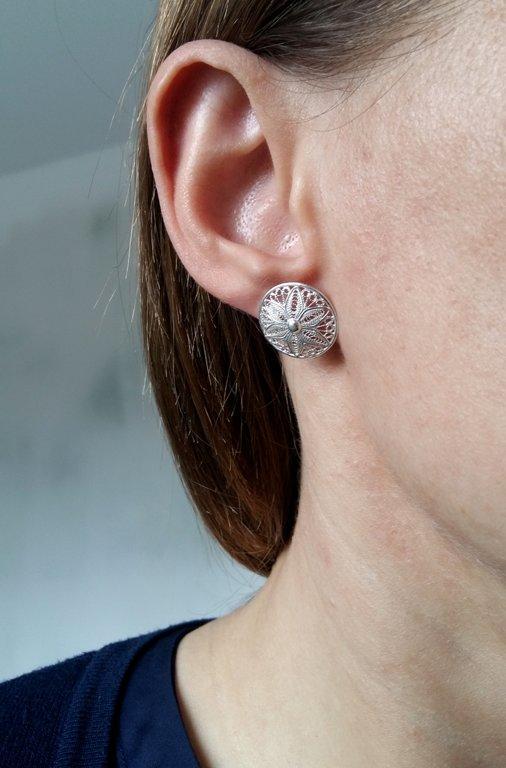 Filigree Earrings Elsa