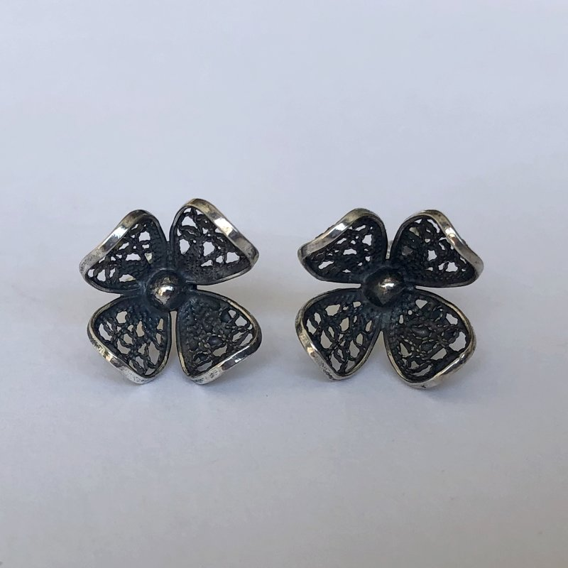 Filigree Earrings Florita