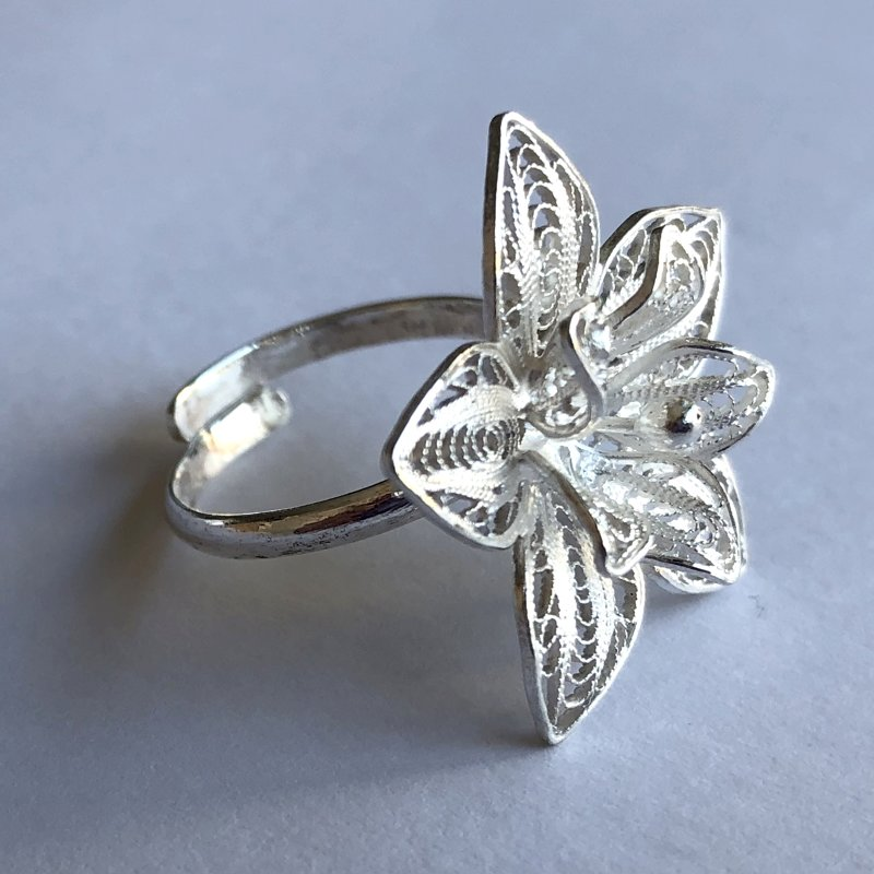 Filigree Ring Azahar