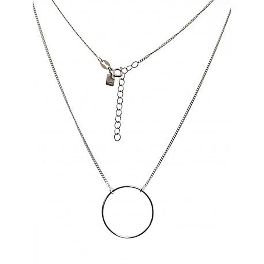 Karma Ring Necklace L