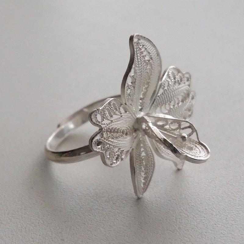 Filigree Ring Orchid