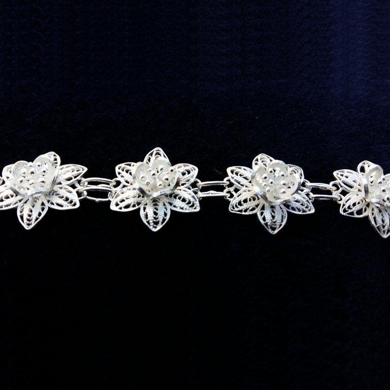 Filigree Bracelet Flores
