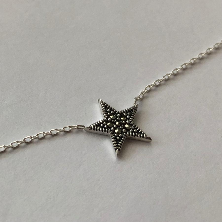 Star Necklace Estrella