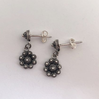 Charro Earrings Salamanca II Dark