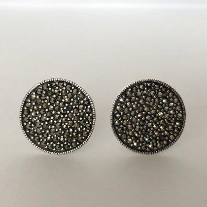 Marcasite Earrings Lucia